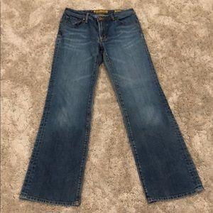 Seven 7 Premium Denim Flare Jean